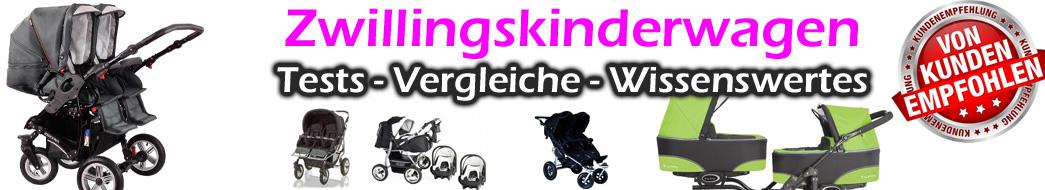 Zwillingskinderwagen Tests – Vergleiche – Ratgeber
