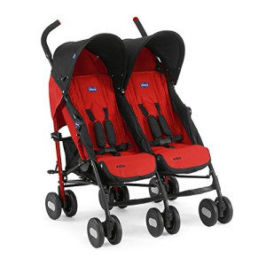 Chicco Echo Twin - sportlicher Zwillingsbuggy