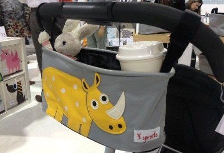 3-Sprouts-Kinderwagentasche-Nashorn-0