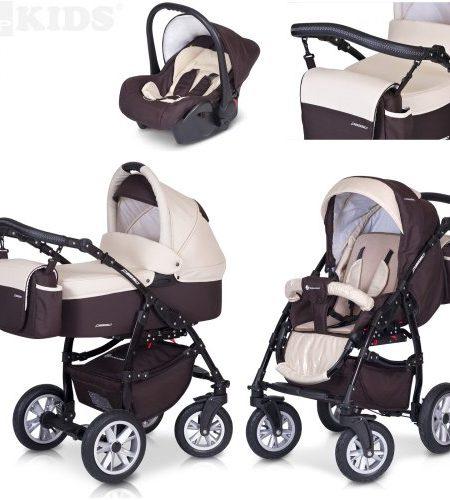 3-in-1-Kombi-Kinderwagen-PASSO-mit-Sportwagen-Buggy-und-Babyschale-Mega-Komplettset-0
