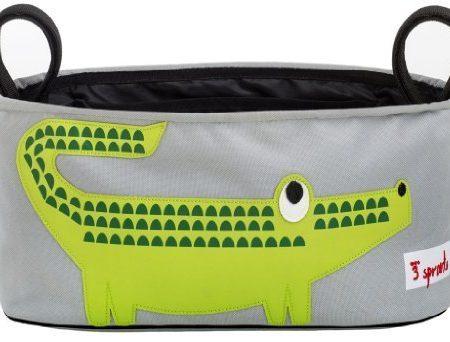 3-sprouts-Kinderwagentasche-Krokodil-0