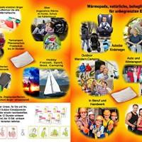 3-x-Kinderwagen-Wrmepad-Wrmekissen-Taschenwrmer-Handwrmer-Krperwrme-Wellnesswrme-0-2