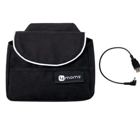 4moms-15685-Handytasche-mit-Handy-Ladekabel-USB-Port-fr-Kinderwagen-origami-0