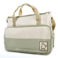 5tlg-Babytasche-Set-Pflegetasche-Tragetasche-Wickeltasche-Windeltasche-Kinder-Baby-0-3