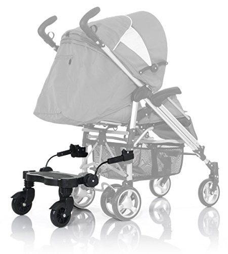 ABC-DESIGN-Buggyboard-Kiddy-Ride-On-fr-die-Modelle-Turbo-Mamba-Avito-Viper-4-Turbo-46-Kinderwagenzubehr-Kinderwagenboard-schwarz-0