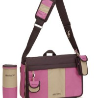Allerhand-AH-BT-MB-03N-111-Messenger-Bag-Flamingo-Wickeltasche-0-0