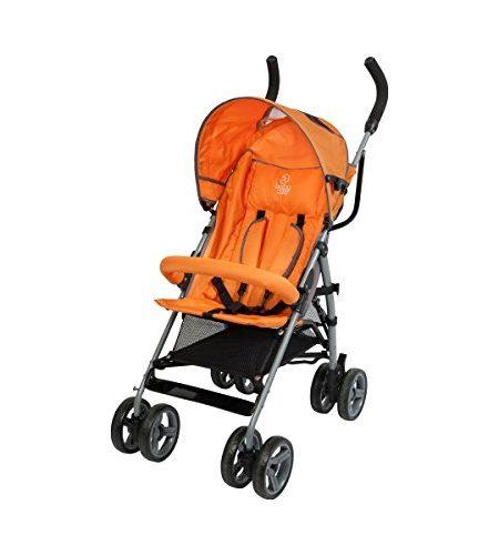 BABYCAB-Sitzbuggy-Max-Kinderwagen-orange-0