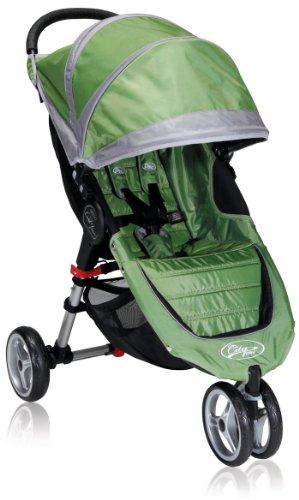 Baby-Jogger-City-Mini-3-Green-Gray-0