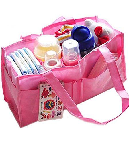 Baby-Mutter-Tasche-tragbare-Handtasche-Windeltasche-Mutter-0