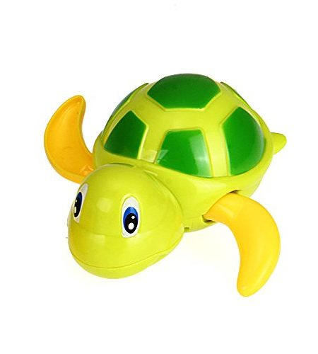 Baby-Spielzeug-Badespielzeug-Wasserspielzeug-Badewannenspielzeug-Schildkrte-0