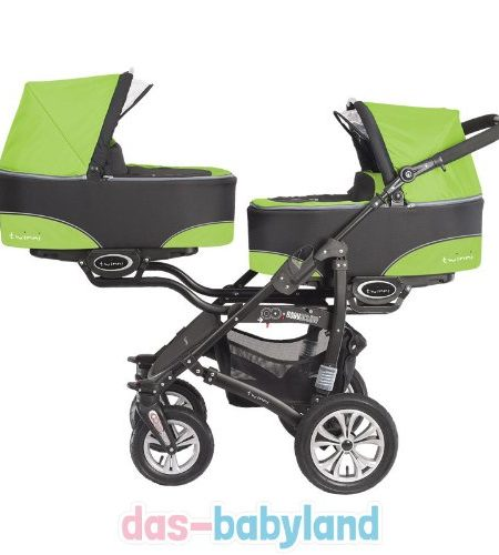 BabyActive-Twinni-Zwillingskinderwagen-Geschwisterwagen-Zwillingsbuggy-0