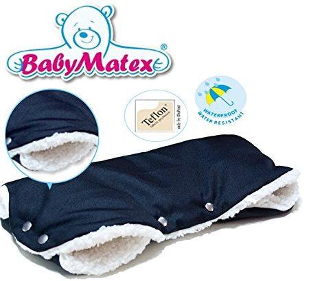 BabyMatex-TRIPPI-Black-Sheep-Super-Soft-Handwrmer-Handschuh-NIE-WIEDER-KALTE-HNDE-DER-Muff-fr-Kinderwagen-Schlitten-Buggy-Radanhnger-Jogger-etc-0