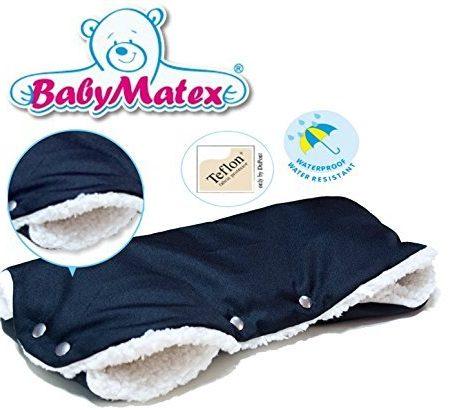 BabyMatex-TRIPPI-de-Luxe-Black-Sheep-Super-Soft-Handwrmer-Handschuh-NIE-WIEDER-KALTE-HNDE-DER-Muff-fr-Kinderwagen-Schlitten-Buggy-Radanhnger-Jogger-etc-0