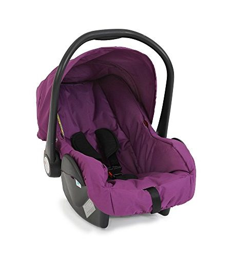 BabyStyle-Oyster-Autositz-inc-Adaptoren-Traube-0