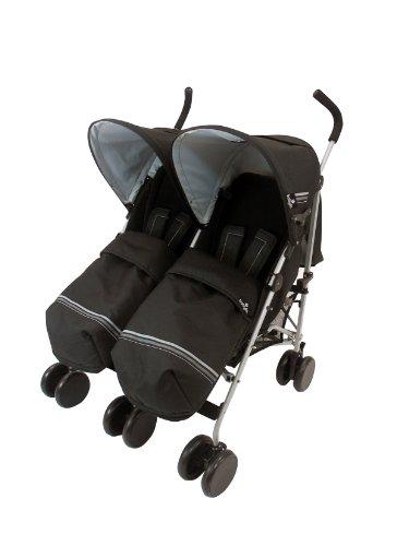 Babylo-BL11598-Zwillingskindergarten-schwarz-0