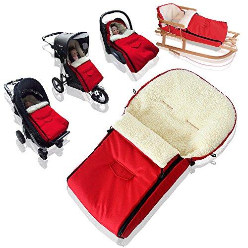 babys dreams kombipaket muff winterfusssack 108cm eulen aus lammwolle f r kinderwagen. Black Bedroom Furniture Sets. Home Design Ideas