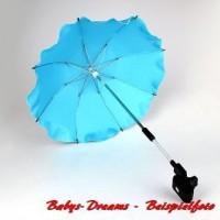 Babys-Dreams-Sonnenschirm-fr-Kinderwagen-22-Farben-RUND-68cm-UV-Schutz50-Schirm-Sonnensegel-Sonnenschutz-0-0