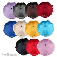 Babys-Dreams-Sonnenschirm-fr-Kinderwagen-22-Farben-RUND-68cm-UV-Schutz50-Schirm-Sonnensegel-Sonnenschutz-0-3
