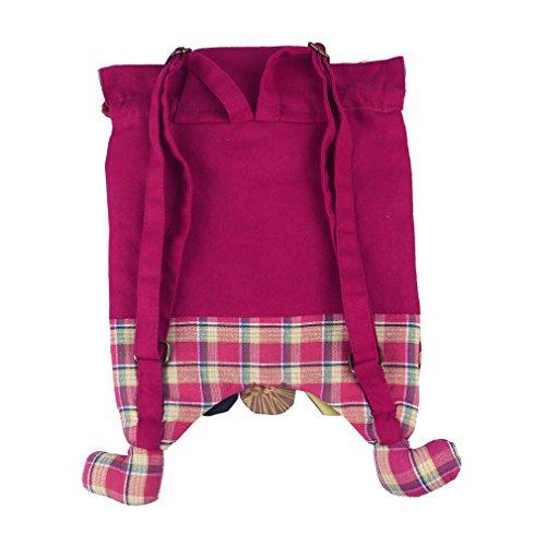 bigood tier schultasche cartoon kinder baby rucksack f r immer sch n eule form. Black Bedroom Furniture Sets. Home Design Ideas