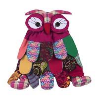 Bigood-Tier-Schultasche-Cartoon-kinder-Baby-Rucksack-fr-immer-schn-Eule-Form-0-3
