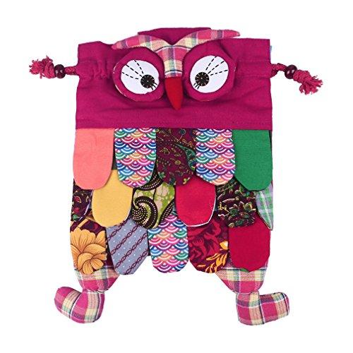 Bigood-Tier-Schultasche-Cartoon-kinder-Baby-Rucksack-fr-immer-schn-Eule-Form-0