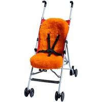 Buggy-Lammfell-Einlage-orange-0