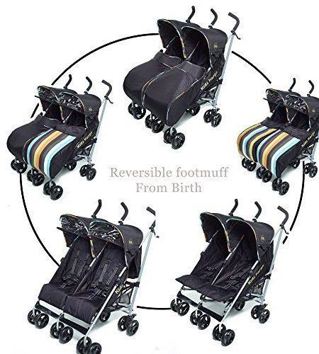 Buggys-Zwillings-Citi-Elite-Doppel-Kinderwagen-Zwillingsbuggy-Mit-Fuscke-Fr-Einzeltren-Beide-Sitze-5-Entsprechenden-Positionen-Der-Sitze-Der-Geburt-Arbeiten-Unabhngig-Einzigartige-Reflexstreifen-Auf-D-0