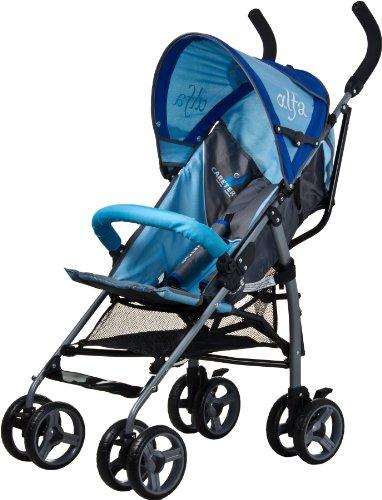 caretero alfa licht kinderwagen buggy. Black Bedroom Furniture Sets. Home Design Ideas