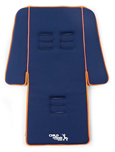 Childwheels-CWNBSRB-Neoprene-Sitzauflage-Buggy-Plus-Pads-royal-blue-0