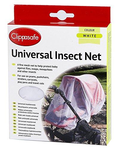 Clippasafe-Kinderwagen-Insektennetz-One-Size-UK-Import-0
