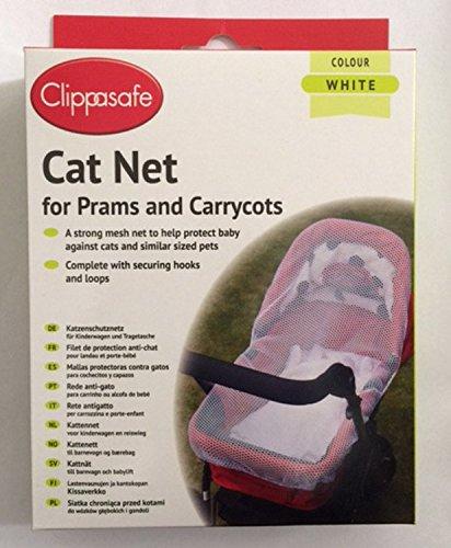 Clippasafe-Schutznetz-fr-Kinderwagen-gegen-Katzen-0