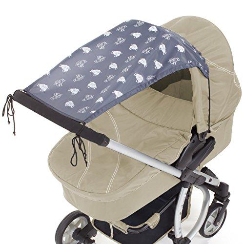 DIAGO-Sonnensegel-Kinderwagen-anthrazit-0
