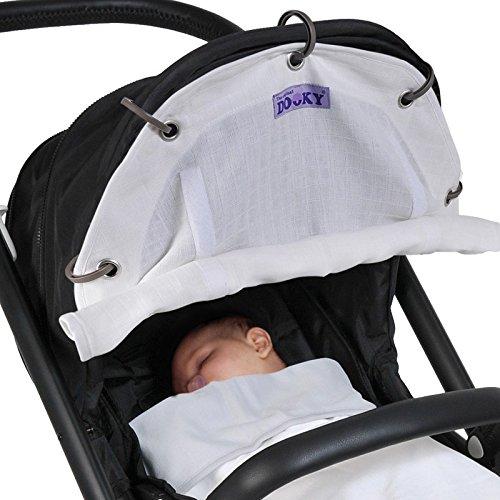 Dooky-Breeze-SonnenschutzSchutzabdeckung-fr-Kinderwagen-0