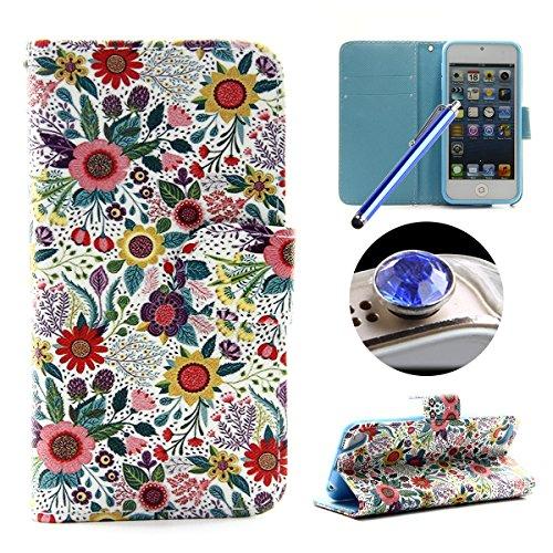Etche-Schutzhlle-fr-Galaxy-A3-HlleGalaxy-A3-HandyHlle-bunt-MusterGalaxy-A3-Brieftasche-Ledertasche-Luxus-niedlich-Cartoon-PU-Leder-Cover-Wallet-Flip-Case-Tasche-Schutzhlle-Hlle-mit-Standfunktion-Kredi-0