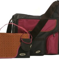 JJ-Cole-SSCP-Funktionelle-Wickeltasche-braun-pink-System-Bag-cocoa-pink-0-0