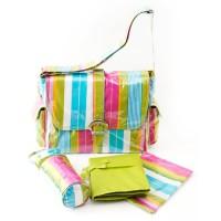 Kalencom-Fashion-Wickeltasche-Paradise-Stripes-Aqua-0-0