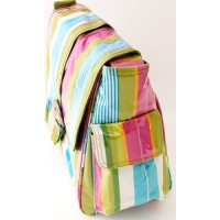 Kalencom-Fashion-Wickeltasche-Paradise-Stripes-Aqua-0-2