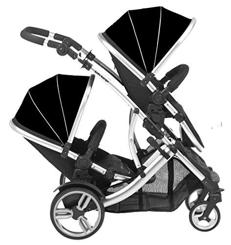 Kinderwagen zwillinge maxi cosi  Kidz Kargo Duellette 21 BS 2er-Kinderwagen/Zwillingskinderwagen ...