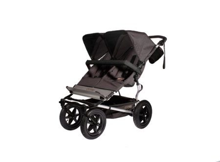 Mountain-Buggy-MB1-U202-Zwillingswagen-Duo-schwarz-0