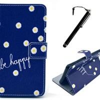 Nodelec-Folio-PU-Leder-Wallet-Case-Schutzhlle-fr-Sony-Z3-Zoll-Hlle-Handytasche-Skin-Schale-Soft-Backcover-Handy-Tasche-Flip-Cover-Buchstil-Klapptasche-in-Lederoptik-mit-Standfunktion-Karteneinschub-un-0