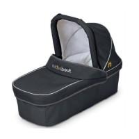 Out-n-About-Kompakt-Baby-Trageschale-Schwarz-fr-Zange-360-Kinderwagen-0