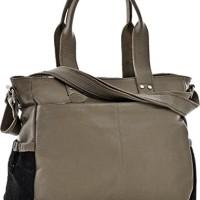 PHIL-SOPHIE-Cntmp-Damen-XL-Leder-Wickeltaschen-Diaper-Bags-Babytaschen-Buggy-Taschen-Leder-Taschen-Grau-Taupe-40x35x11cm-B-x-H-x-T-0-1