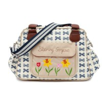Pink-Lining-Blooming-Gorgeous-Navy-Bows-Wickeltasche-0