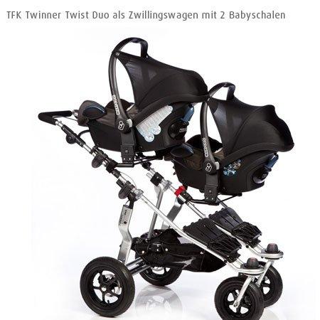 tfk twinner twist duo basisadapter f r babyschalen. Black Bedroom Furniture Sets. Home Design Ideas