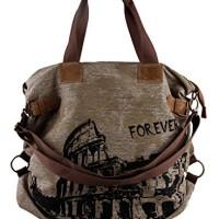 UUstar-Frau-vintage-Schultasche-Canvas-Handtasche-Rucksack-Gro-Umhngetasche-Reisetasche-Ipad-Kameratasche-Schule-Tasche-Sales-Outlet-0-0