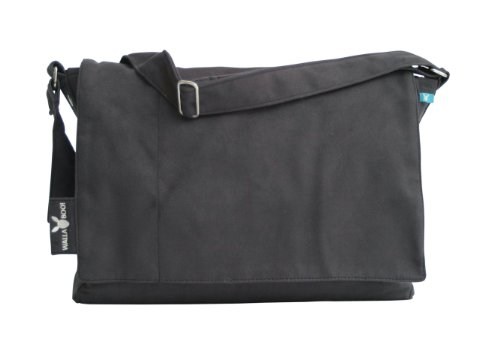 Wallaboo-Changing-bag-messenger-black-Wickeltasche-0