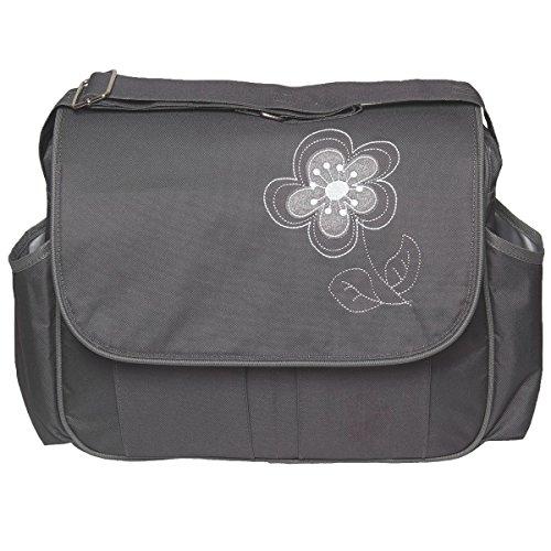 Wickeltasche-VIOLA-Wickelauflage-Pflegetasche-Windel-Baby-Tasche-Kinderwagen-Buggy-in-3-verschiedenen-Farben-0