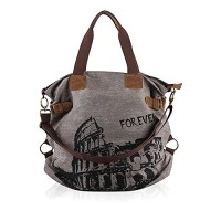 iPretty-Umhngetasche-Colosseum-Design-Schultasche-vintage-Canvas-Handtasche-0