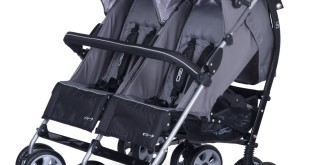 Duo Comfort CARBON Zwillingsbuggy Test