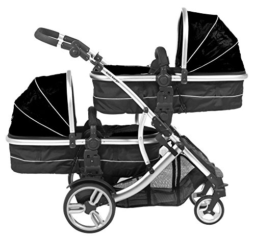 kidz kargo duellette 21 kombo kinderwagen travel system. Black Bedroom Furniture Sets. Home Design Ideas